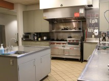 Kitchen at Station 91