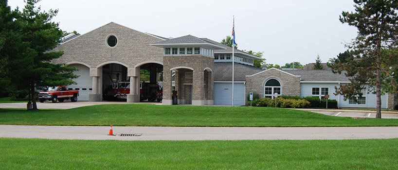 Outside View of Station 93