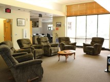 Living area at Station 92