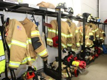 Fire Equipment at Station 93