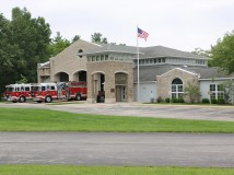 Exterior of Station 93