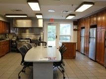 Kitchen at Station 93