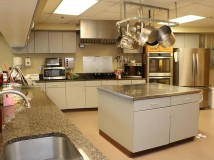 Kitchen at Station 95